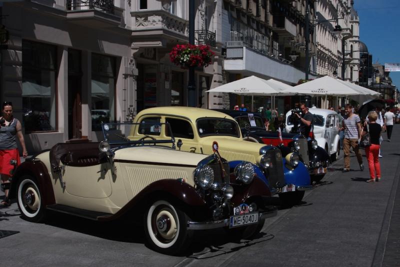 XIV Zlot Zabytkowych Mercedesów Łódż 2015 II 164-kopia